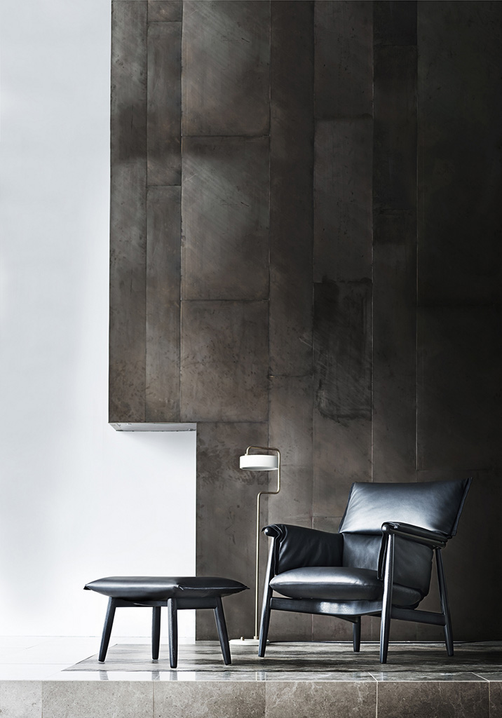 Carl Hansen e015 | embrace lounge chair  фото