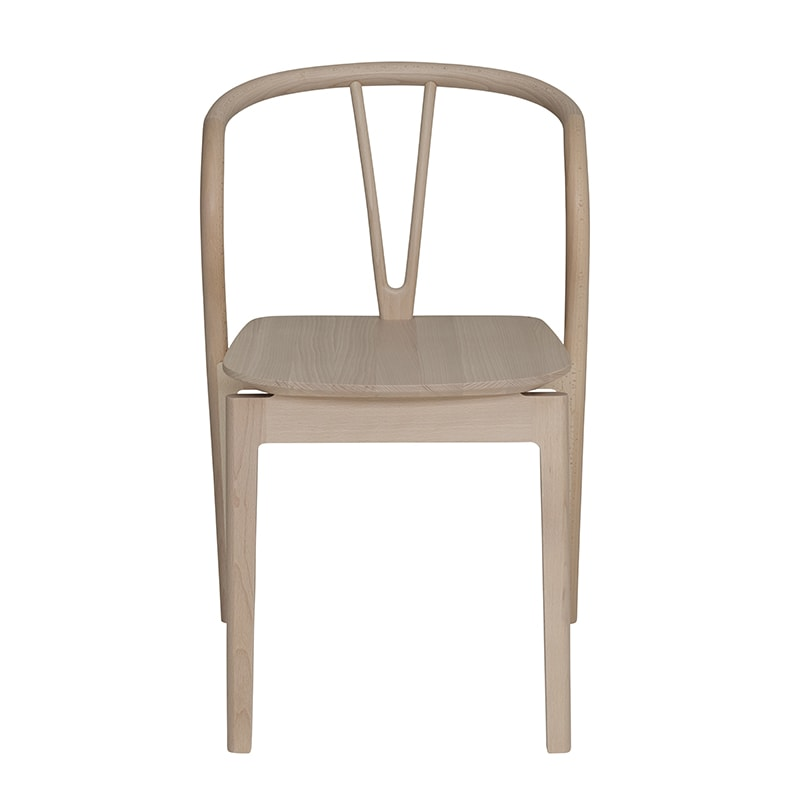 Aнглийский стул из массива Ercol Flow Chair 800